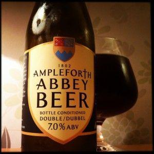 Ampleforth Abbey Dubbel.