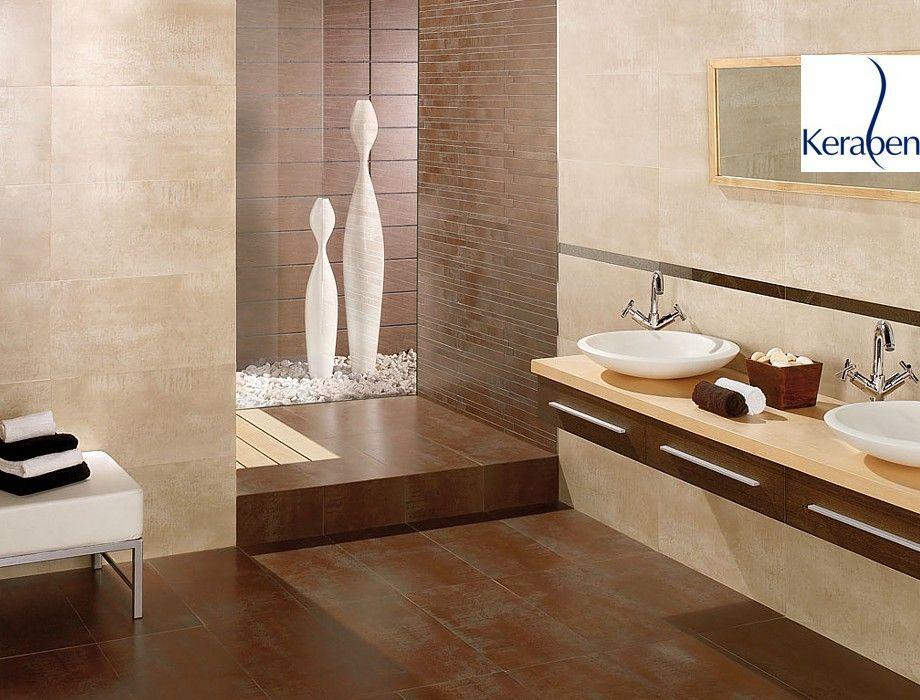 Keraben Kursal Beige Mueble baño madera, Cocinas y baños