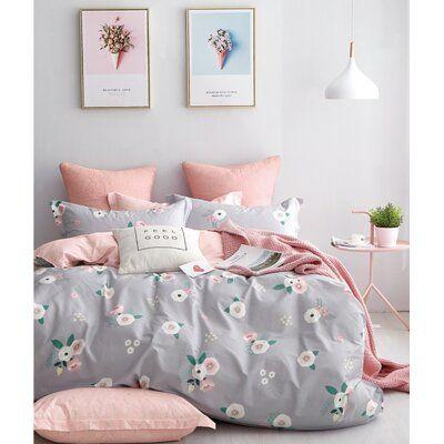 8 Piece Queen Antheia 100 Cotton Comforter Set Dormitorios Cuartos Colchas