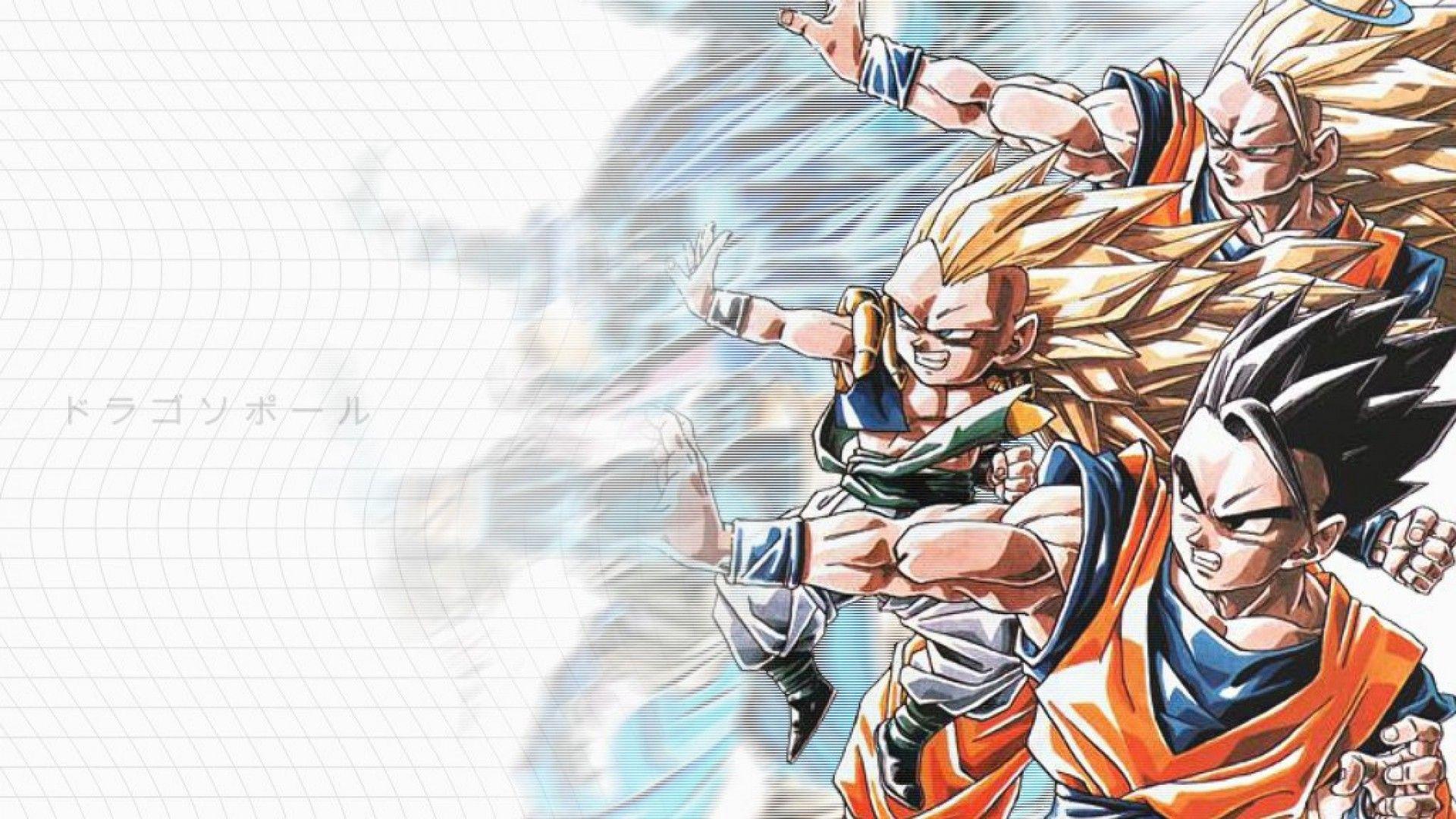 Dragon Ball Z 1080p Wallpaper WallpaperSafari