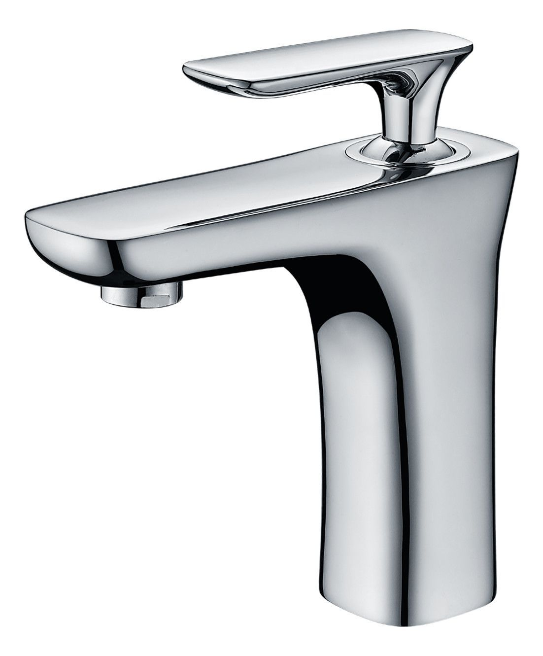Single Hole Brass Faucet | Wall mounted bathroom sinks ...