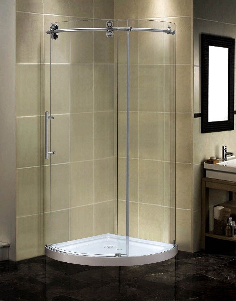 Circular Shower Enclosures - Easy Home Decorating Ideas