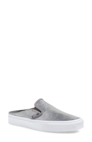 16d68af846e Vans  Classic  Slip-On Sneaker Mule (Women) available at  Nordstrom ...