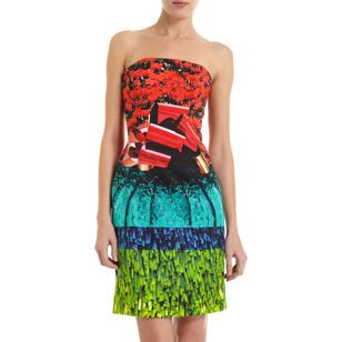 This dress is $1,950 at Barneys. If we both wore it on the same day, wouldn't that be embarrassing!