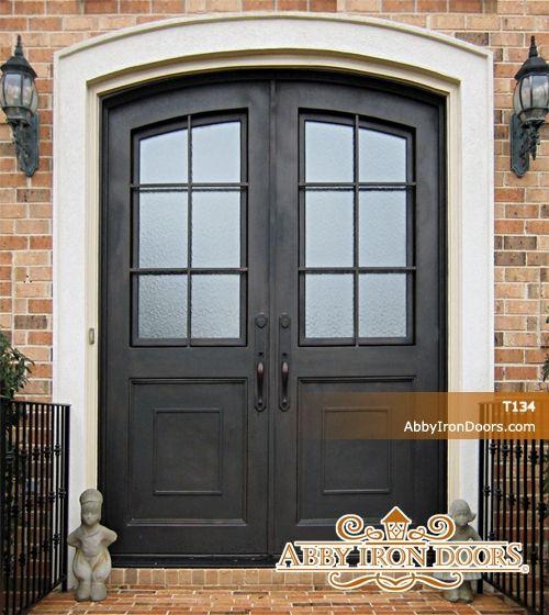 Abby Iron Doors & Abby Iron Doors | new home | Pinterest | Doors Iron and Ceiling pezcame.com