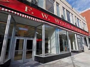 F W Woolworth Co Lansing Mi Lansing Michigan