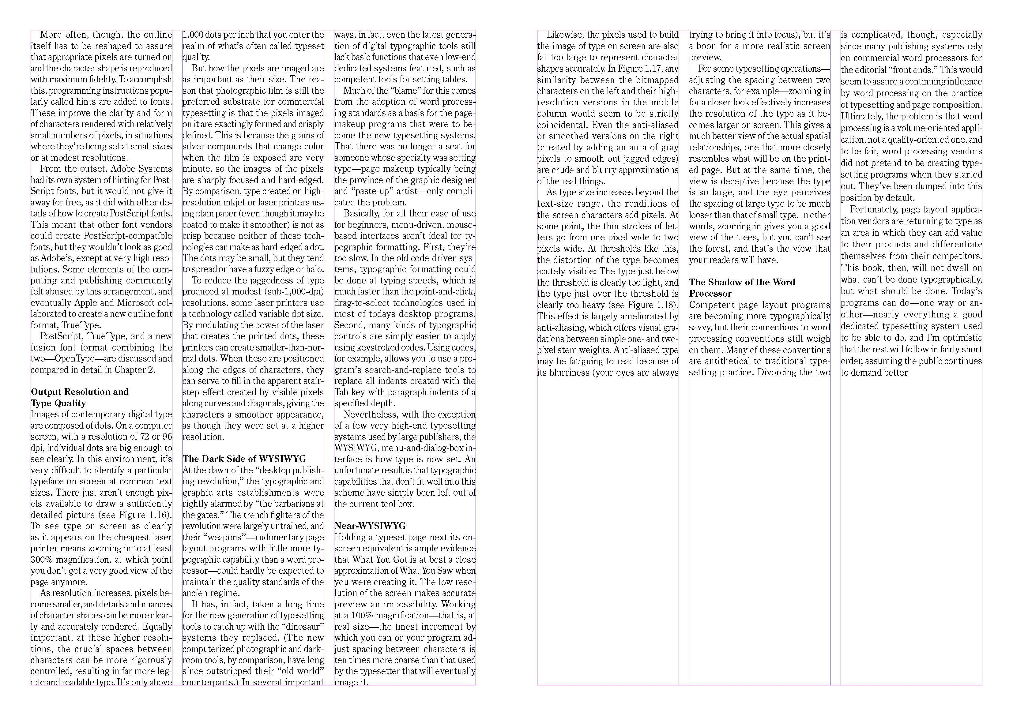 InDesign :: Balance Columns with Vertical Justification. | indesign ...