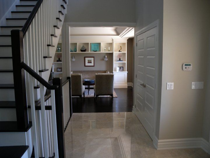 House Of Bryan Foyer Valspar Villa Gray May Be Called Oatlands Subtle Taupe Living Room Smoked Oyster