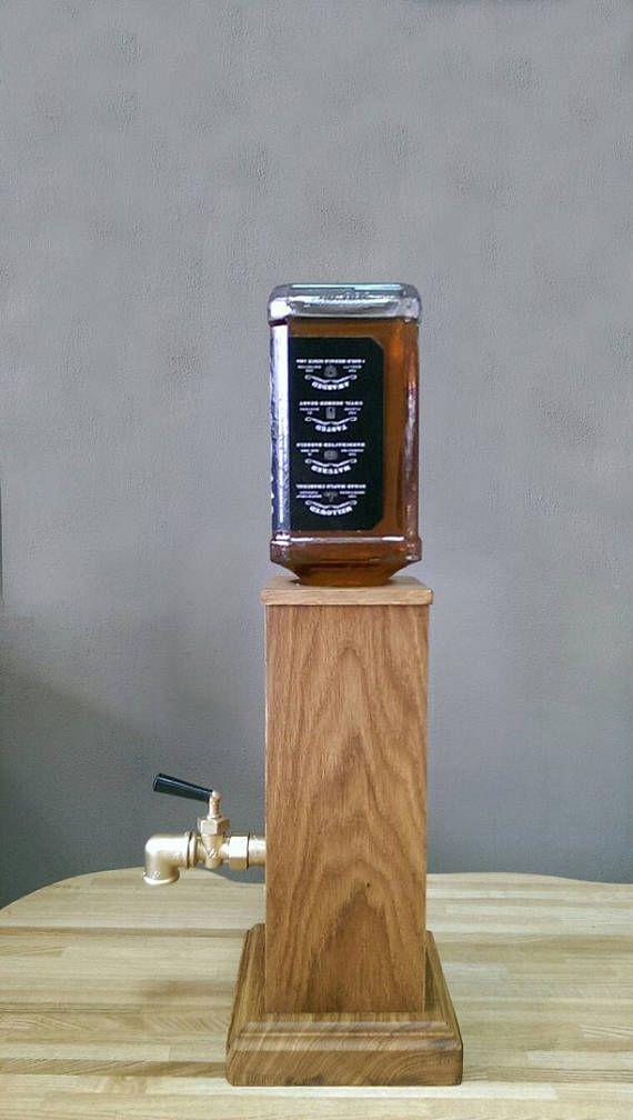 Liquor Dispenser, whiskey faucet .Dispenser for beverages made of ...