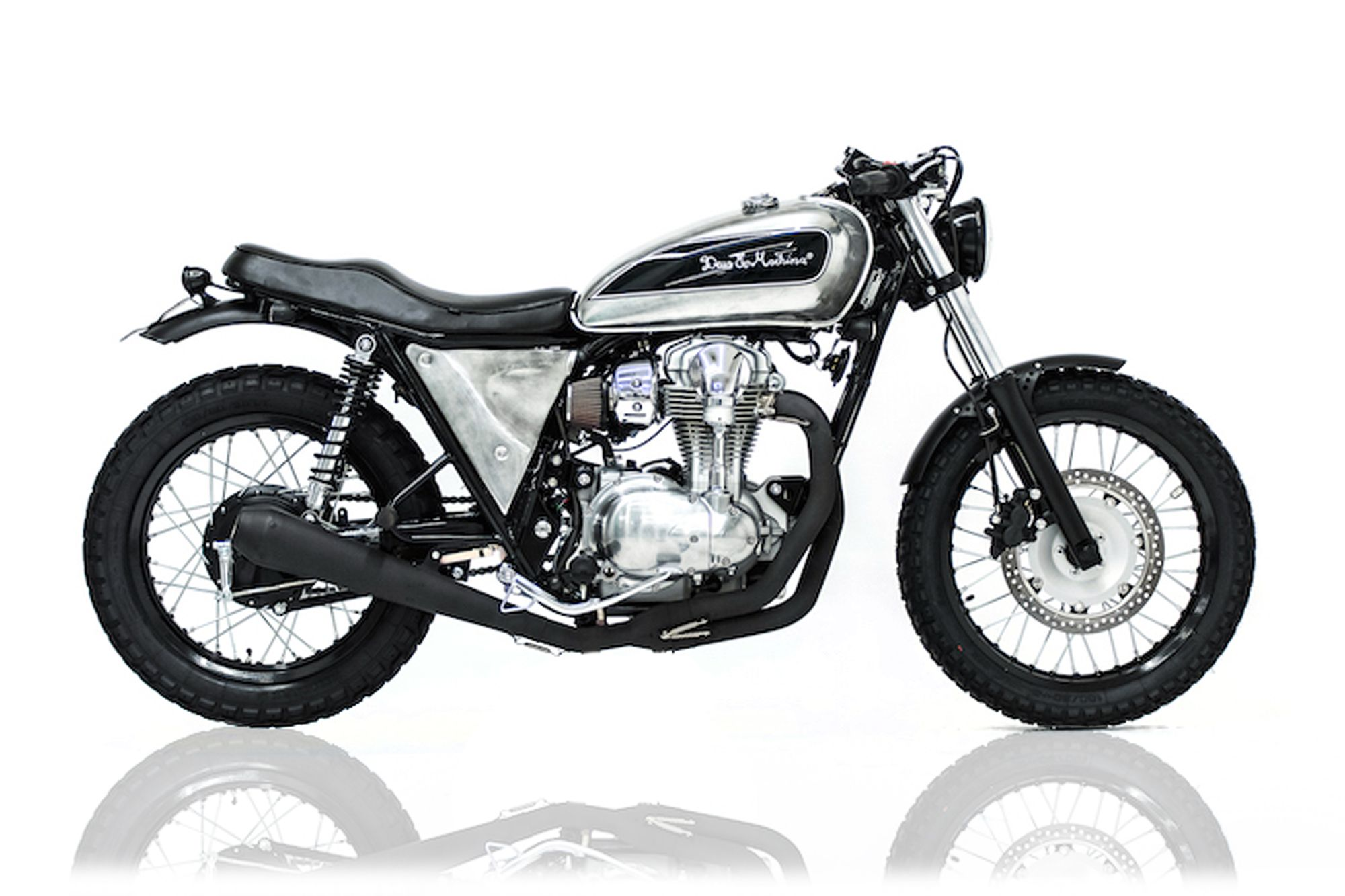 The Saint, one of our biggest love, the Kawasaki W800 - a more obtained, beloved build and tailor made bike is hard to find.
