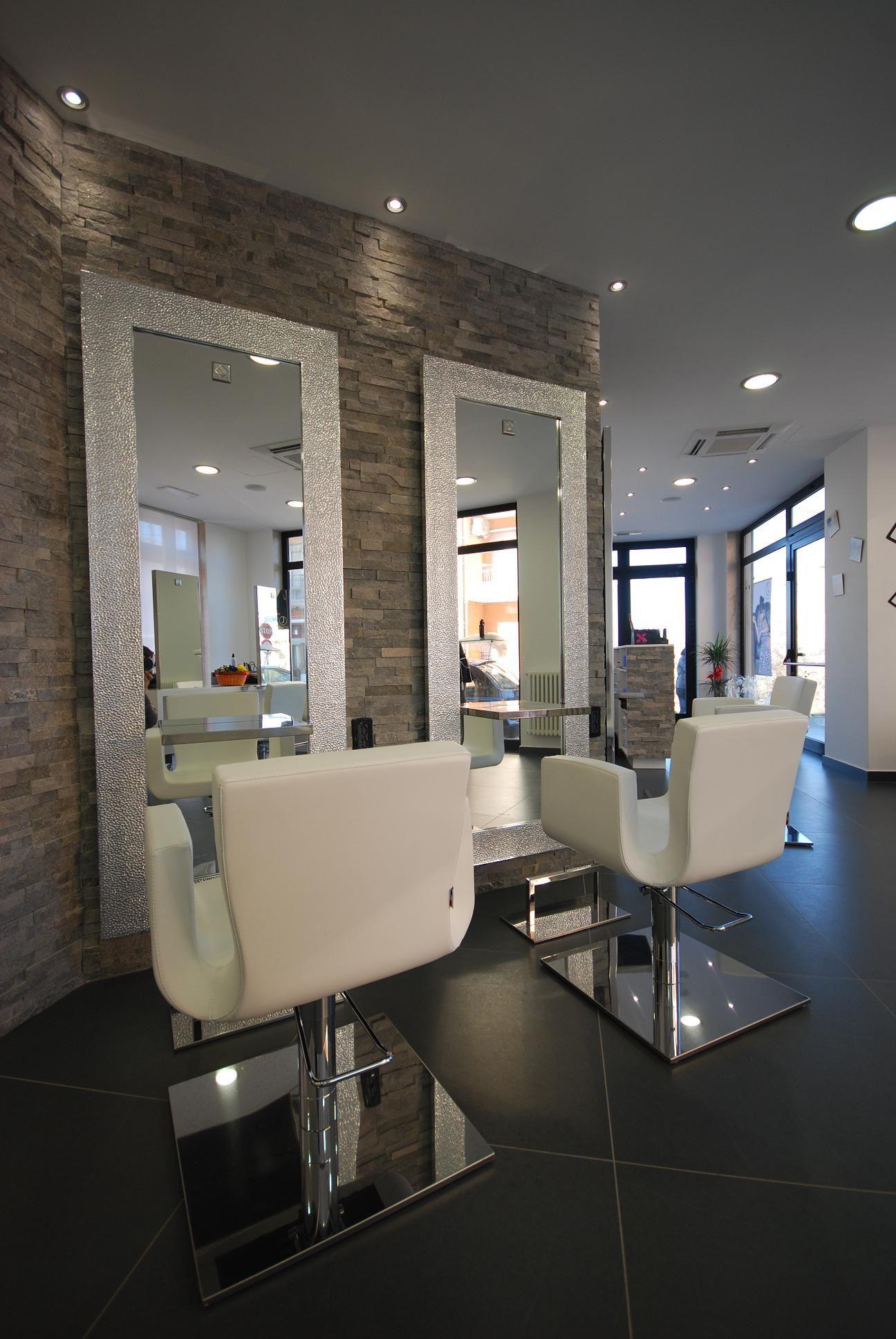 Hair Salon Apps for Android  Spa inspiration  Hair salon interior Home hair salons Beauty