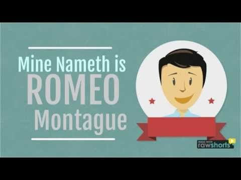 Romeo Montague video resume curriculum vitae cv - Answers the - video resume