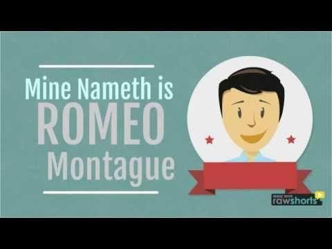 Romeo Montague video resume curriculum vitae cv - Answers the - video resume