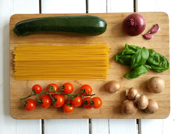 Rezept: Vegane One-pot-pasta