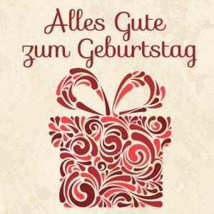 Wish Happy Birthday In German Language