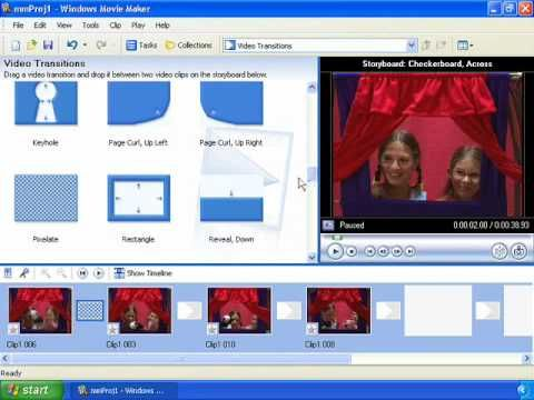 movie maker video editing tutorial movie making video
