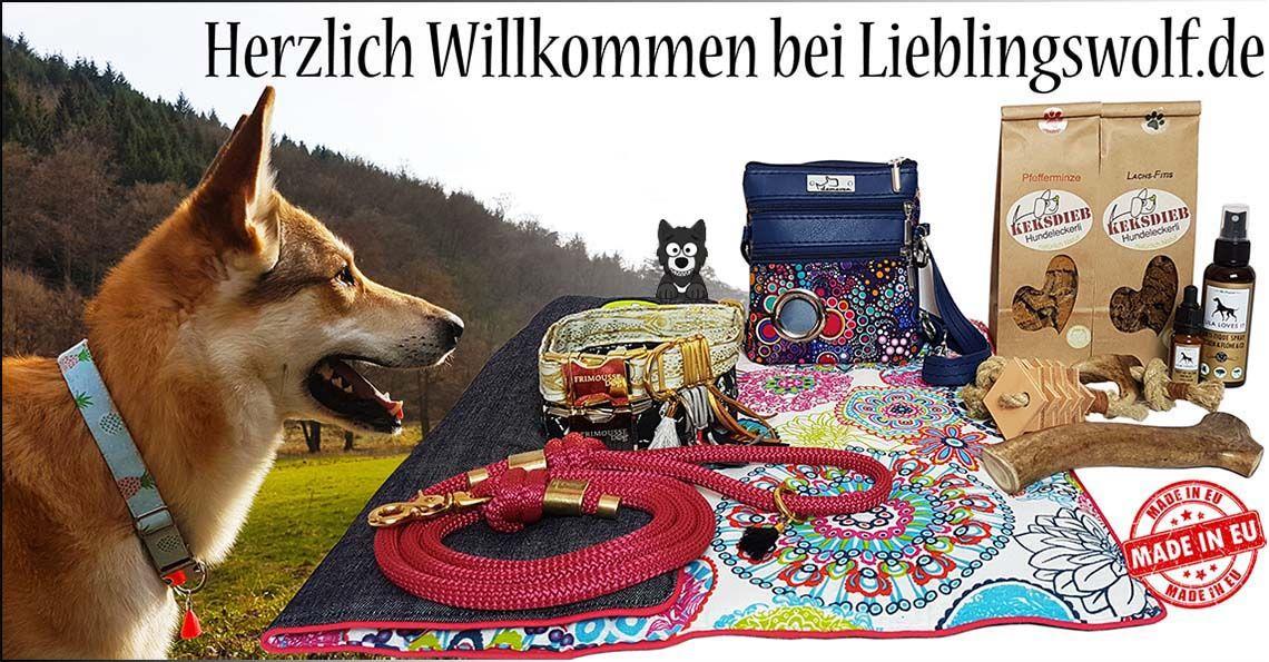 Exklusives Hundezubehor Luxus Fur Hunde Bei Lieblingswolf De Da
