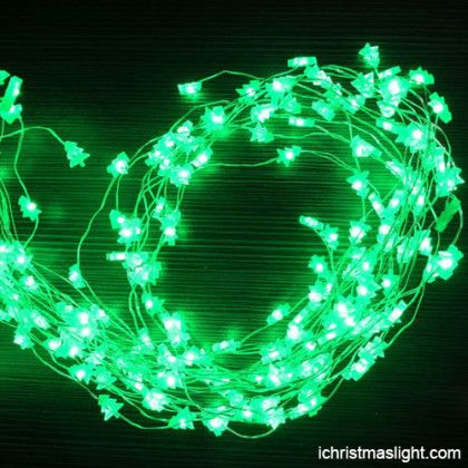 green christmas tree shape lights sale online