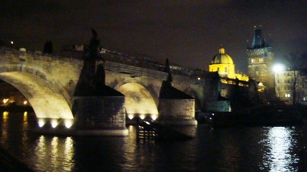 Karlsbron, Prag