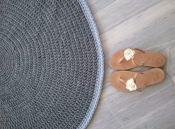 runder teppich h keln anleitung my blog. Black Bedroom Furniture Sets. Home Design Ideas