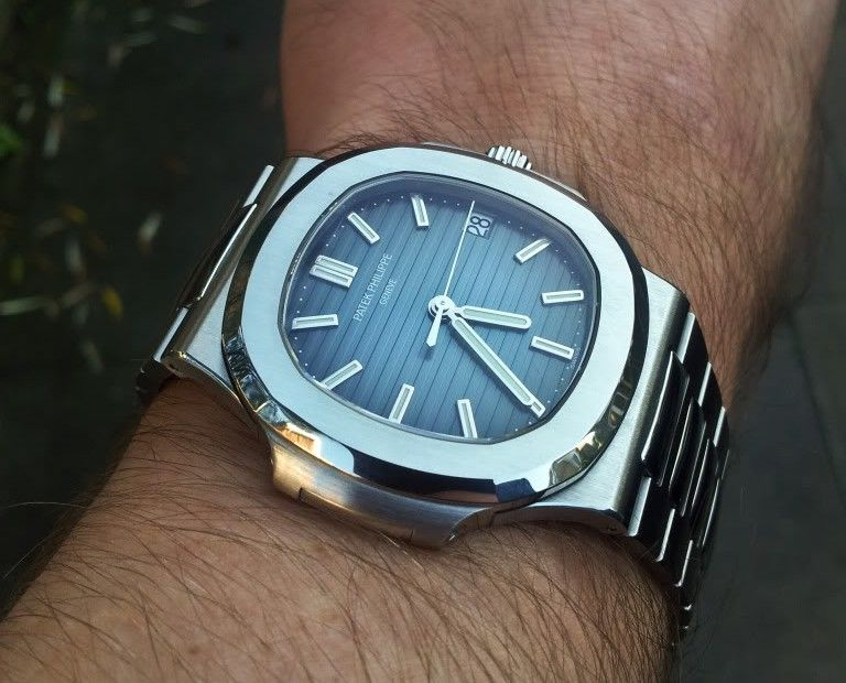 Patek Philippe Nautilus Ref. 5711/1P in Platinum with only a handful sold each year