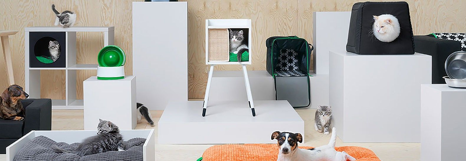 IKEA is offering furniture for pets and it's adorable
