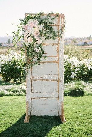 Boston Rustic Wedding Rentals Shabby Chic Wedding Decor Rustic Wedding Decor Ceremony Backdrop