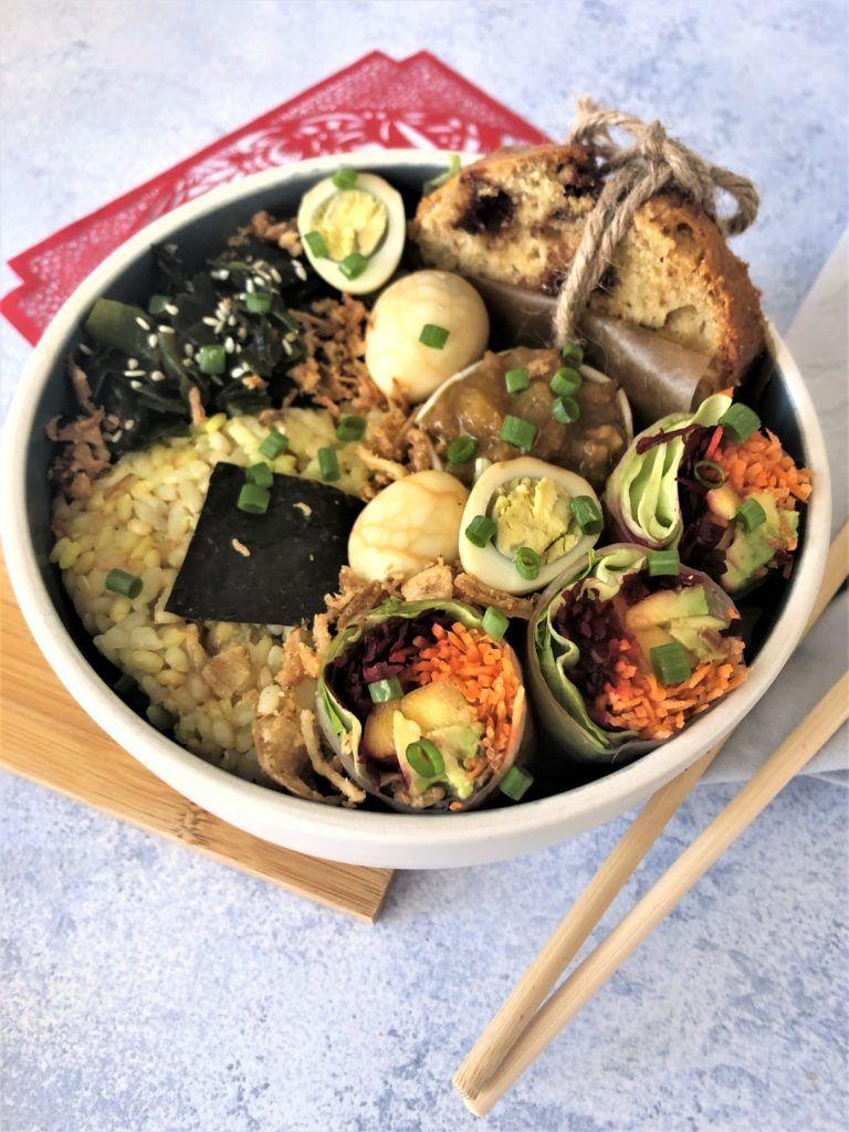 Le jour de la divulgation des recettes du Foodista Challenge#67 sur les Bento est arrivé ! C'est une édition un peu intime, le thème n'était pas évident et puis, avec mon déménagement et toutes les démarches administratives afférentes, j'avais peu de temps pour solliciter la blogosphère. J'ai lancé ce thème sur un coup de tête, …