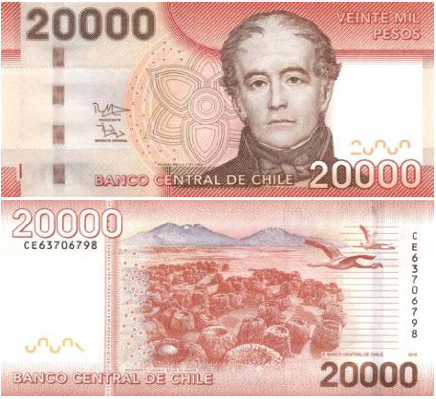 Flamenco Billetes Del Mundo Monedas Billetes