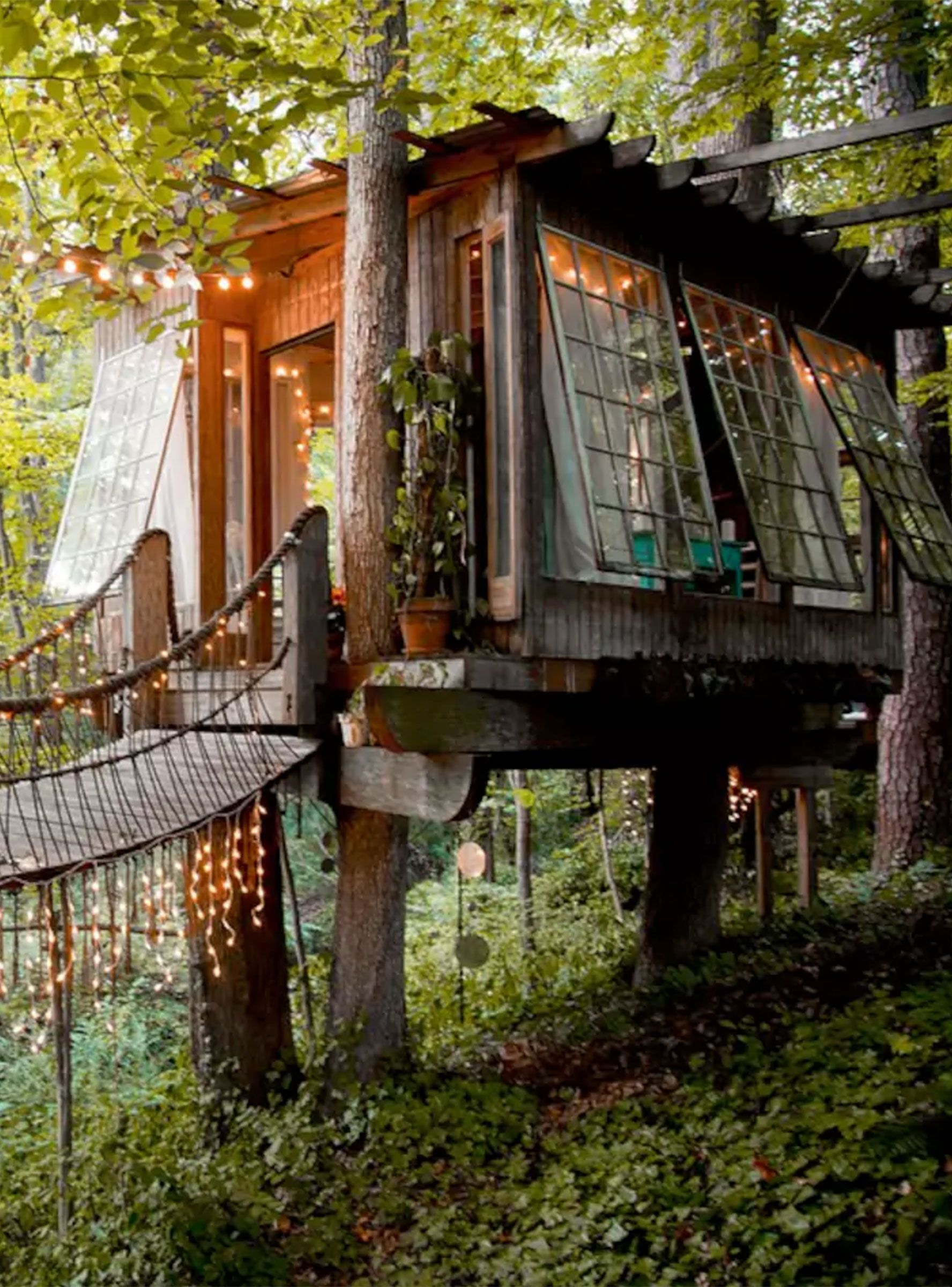 this is airbnb u0027s most requested listing ever tree houses
