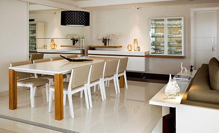 Sala De Jantar Vidro Preto ~ sala de jantar com pendente preto  Pesquisa Google  DESIGN DE