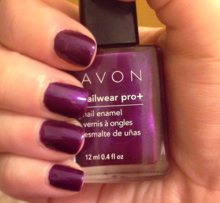 "Avon Nailwear Pro+ ""Decadence"""
