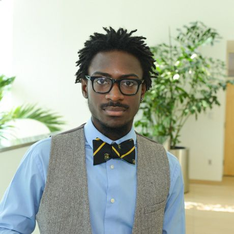 Harvard-MIT MD/PhD Student Stephen Allsop   Black Research