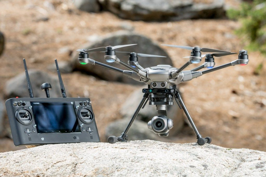 Yuneec Typhoon H Plus camera drone lands in UK | Tech