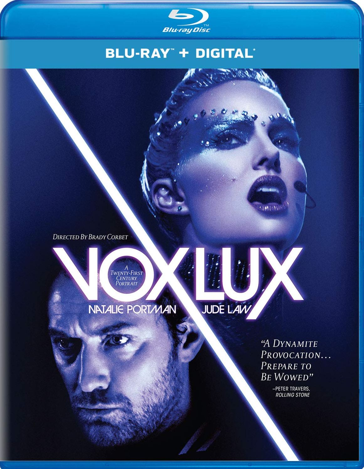 VOX LUX BLURAY (UNIVERSAL STUDIOS) Video on demand, Vox