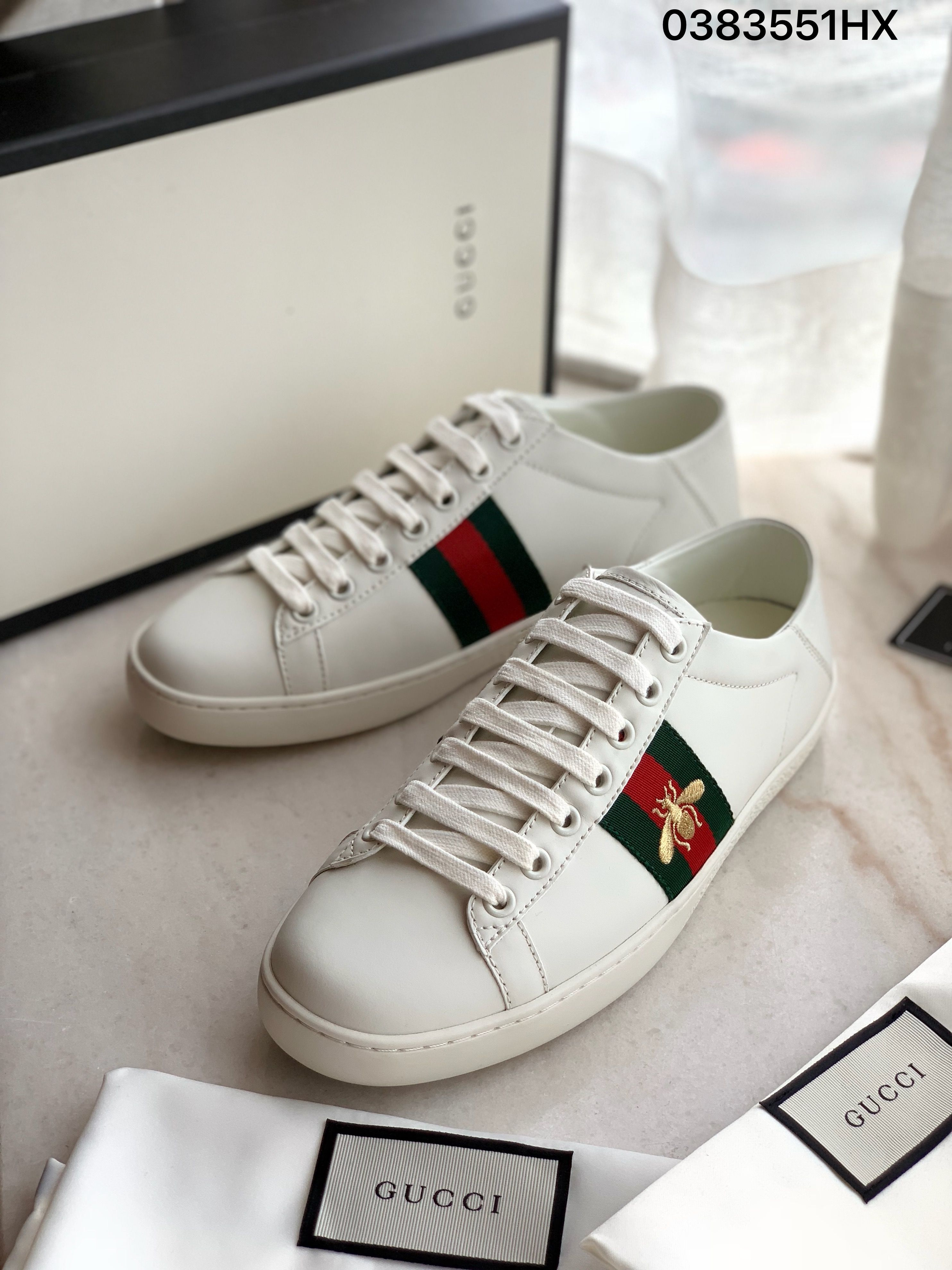 Gucci ace sneakers woman man