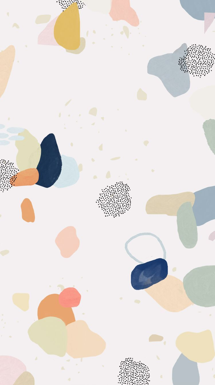 Free Desktop Wallpaper Januar 2019 #pastelpattern