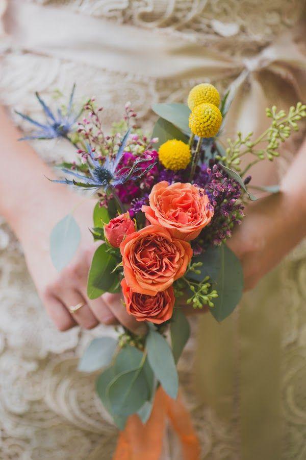 Sweet bridesmaid bouquet