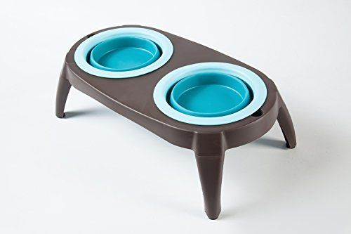 Image result for collapsible pet bowl set