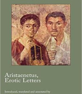 Aristaenetus Erotic Letters PDF Religion Pinterest - letters in pdf