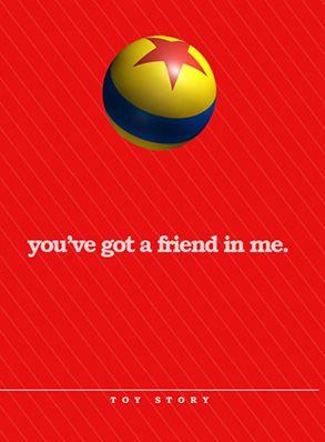 you've got a friend in me :)