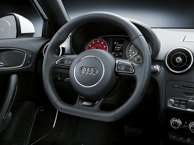 New Audi A1 Quattro Steering Wheel Audi Audi A1 Quattro Audi A1