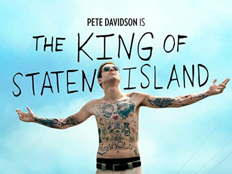 the king of staten island full movie free