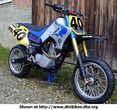 Bmw F650 Supermoto Supermoto Dirtbikes Bmw