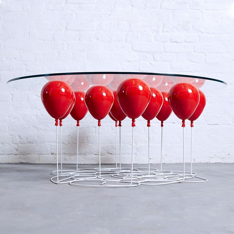 Up Balloon Coffee Table Round by Duffy London - HomeWorldDesign (12) (Custom)