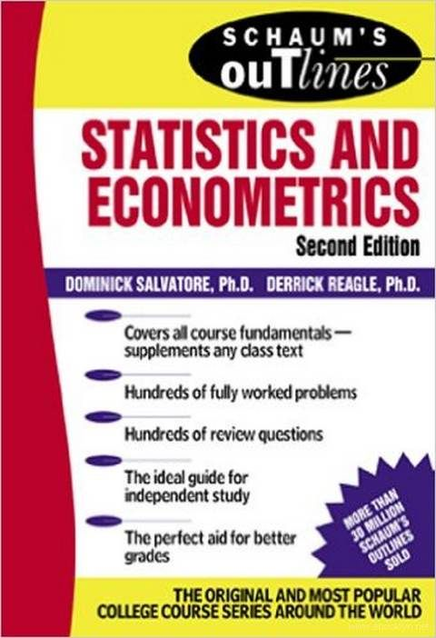 Schaum's Outline of Statistics and Econometrics - PDF Books