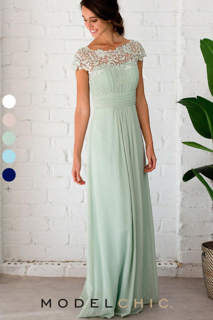 Best dress to wear to a garden wedding  Beautiful mint green bridesmaid dress for Summer wedding Light lace