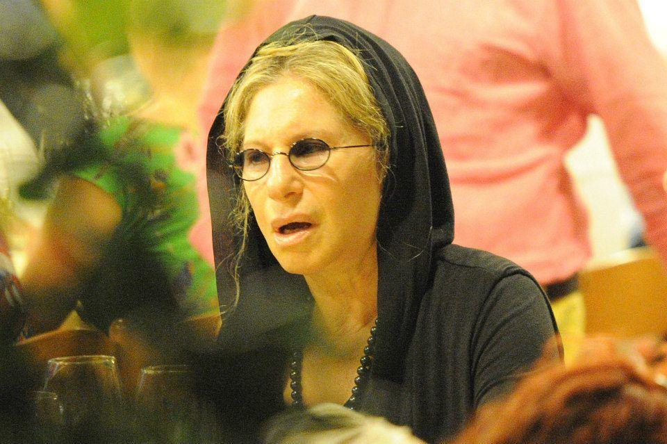 Barbra Streisand Pottofino