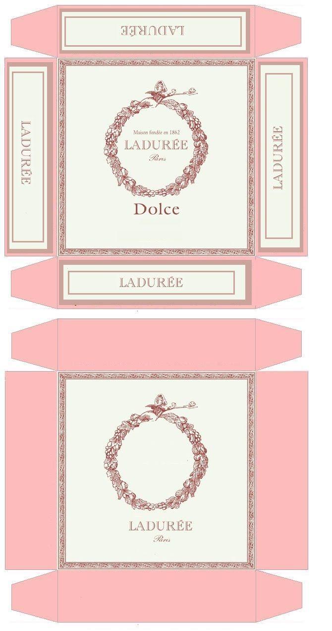 DollhousePrintableBoxes  Dollhouse Printables 1