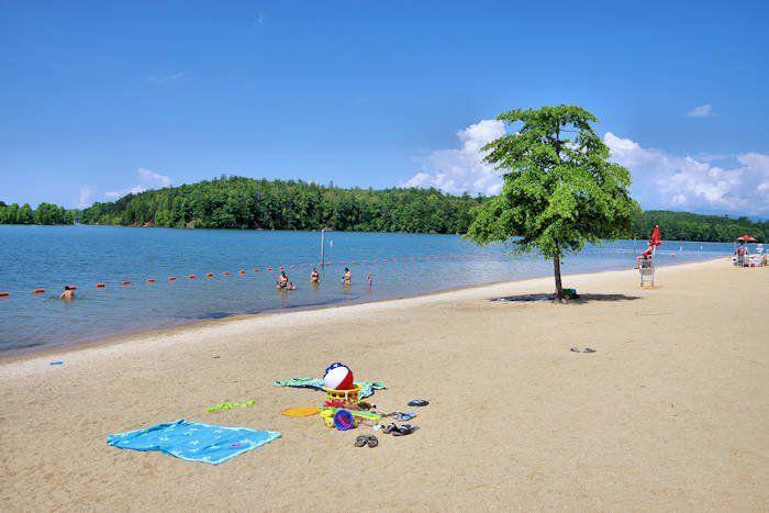 Lake James Beach Nc